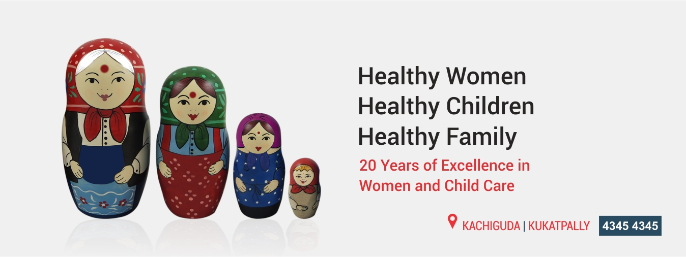 women and child care