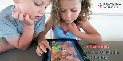 Undesirable Effects Of Media On Children