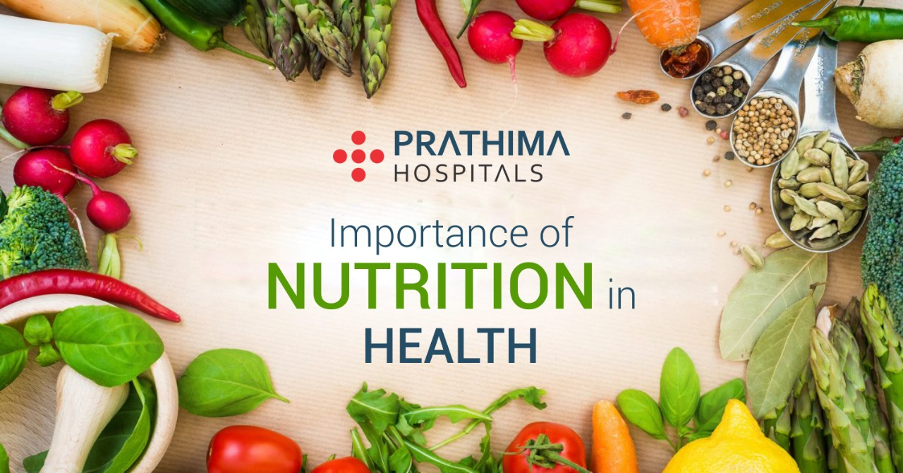 Importance of Nutrition In Health