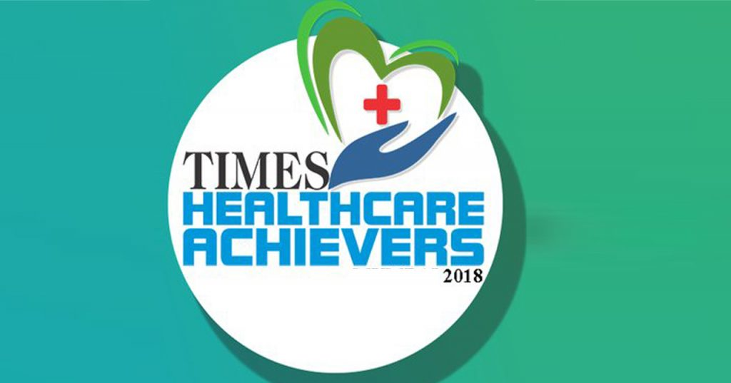times healthcare achievers 2018