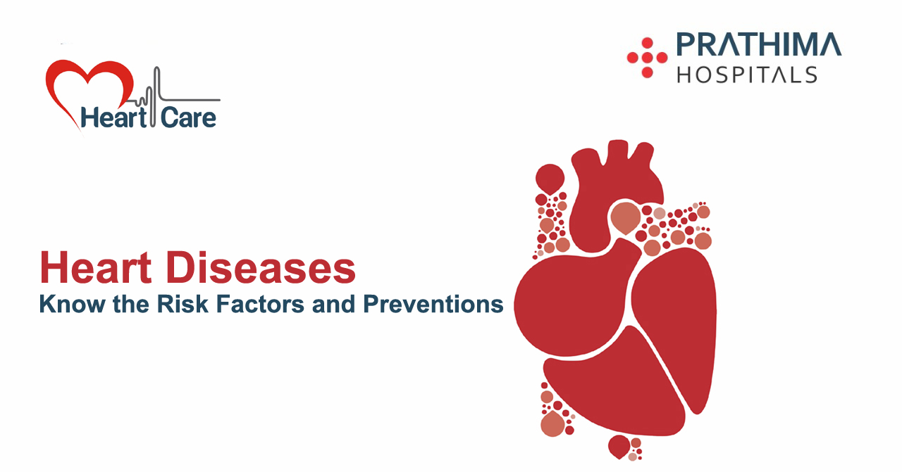 Heart Diseases – Know the Common Symptoms, Causes and Treatment Options
