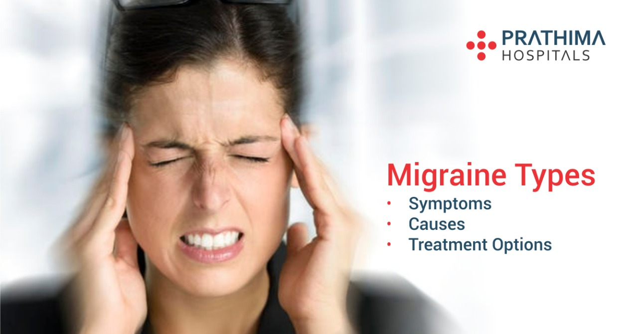Headaches Types | Causes, Symptoms and Treatment Options available