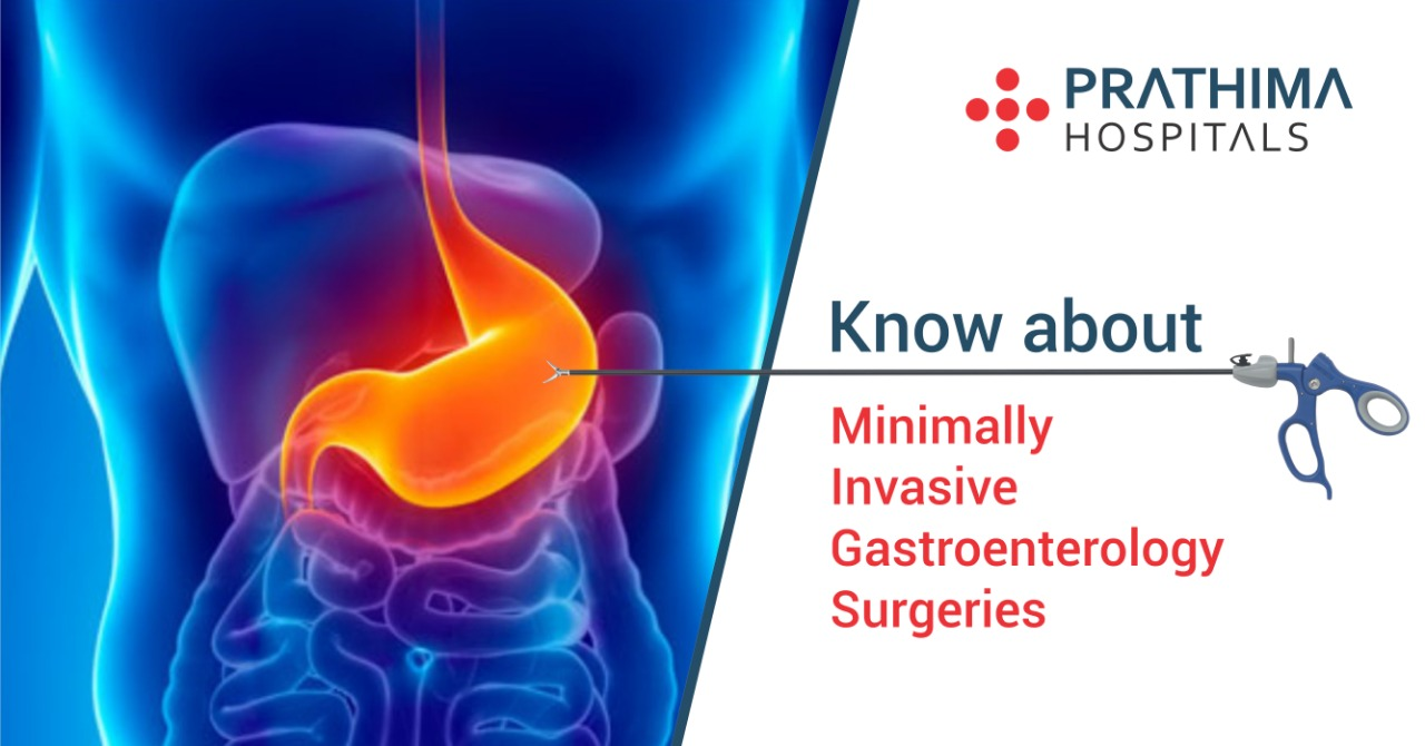 Gastrointestinal surgery-Minimal Invasive Surgery