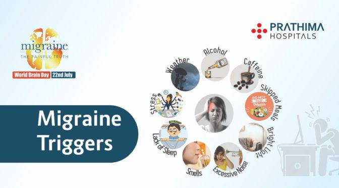 Know About Migraine Triggering Factors