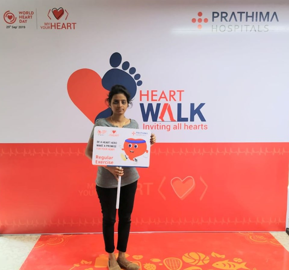 World Heart Day-Pre Event Activities